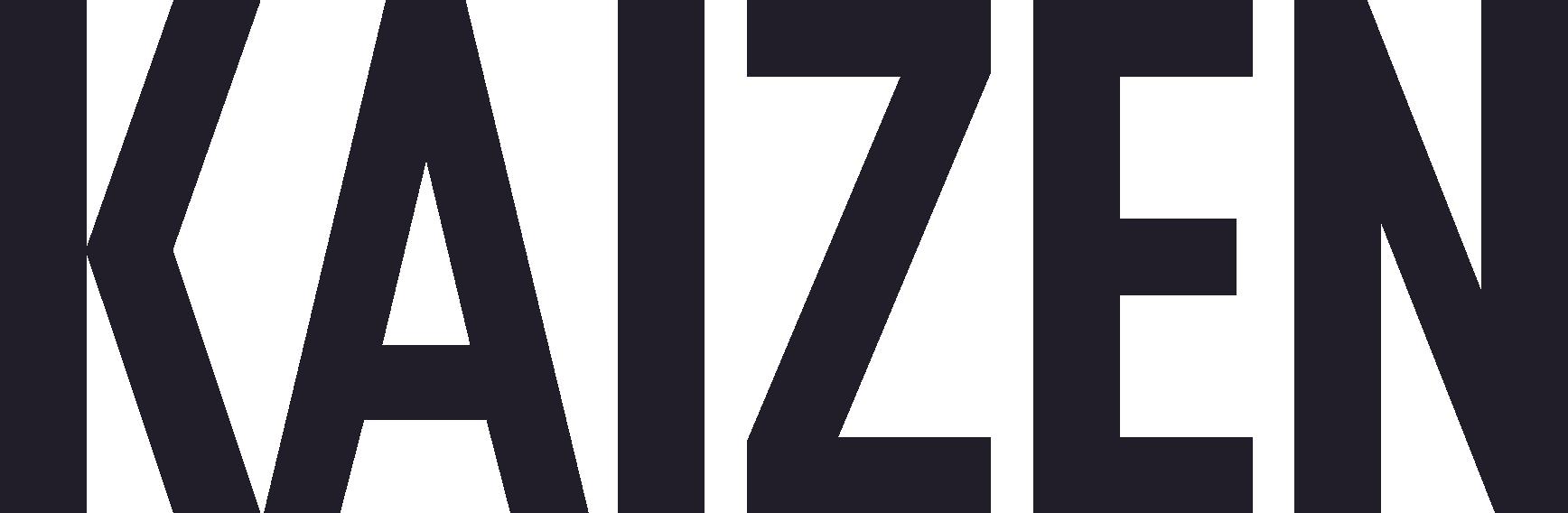 Kaizen_Logotype-Black -